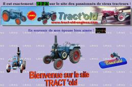 Site des vieux tracteurs