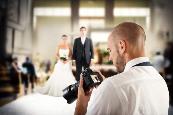結婚式の写真の相場を知ろう!