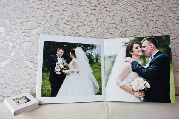 結婚式の写真データで自分でアルバムを作る方法