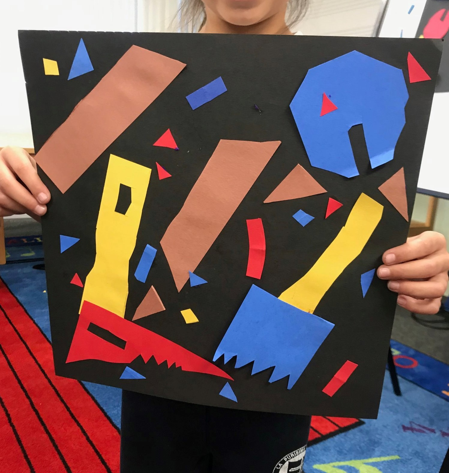 Meet The Masters Jacob Lawrence Depth And Overlapping