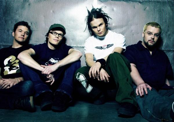 The Rasmus – meetthemelomaniac