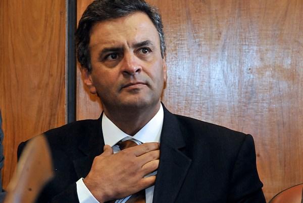 aécio neves política corrupção lava jato brasil