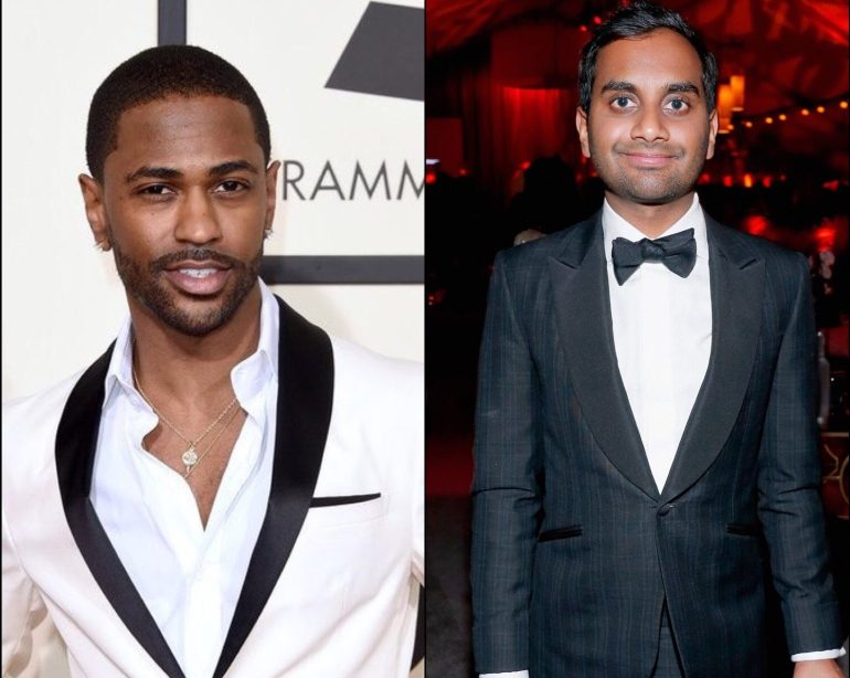 Big Sean, Aziz Ansari