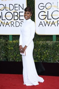 Issa Rae in Christian Siriano