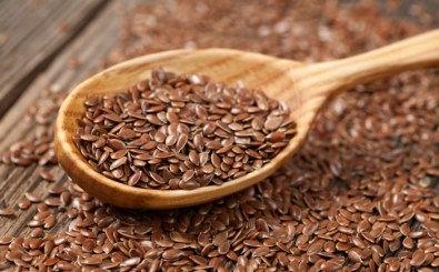 Flax seeds may not seem so common, but they are more available than you may think.And that is great news because flax seeds are amazing for you're hair, skin, ad nails. Its all about that omega-3.