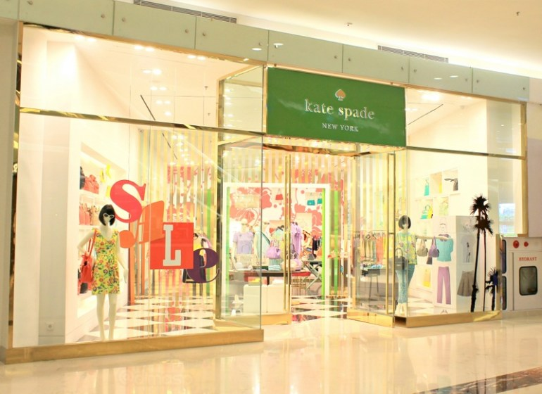 KATE spade store front