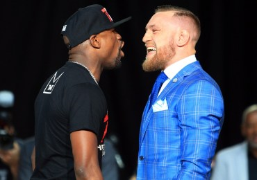 Floyd Mayweather vs. Conor McGregor: The Fight of the Century? 🤷🏿♀️