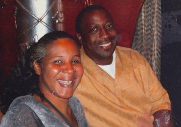 Eric garner and Wife