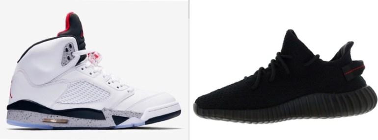 Adidas Jordon Nike Footwear Sports Number 2 brand US Marketplace news