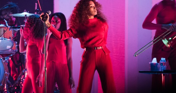 Solange Will Host Benefit Concert for Hurricane Harvey Victims
