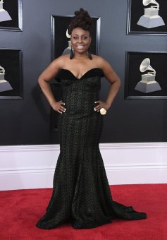 Ledisi at the 60th GRAMMYS. Photo by Steve Granitz/Getty Images