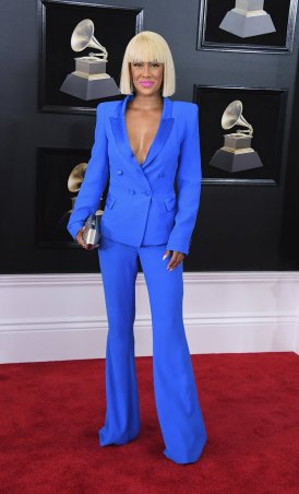 Sibley Scoles at the GRAMMYS. Photo by Steve Granitz/Getty Images