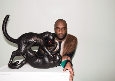 Virgil Abloh will be the New Artistic Director of Louis Vuitton Menswear!