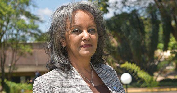 Sahle-Work Zewde