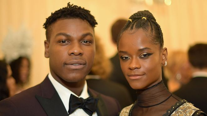 John Boyega and Letitia Wright to Star in Sci-Fi Romance