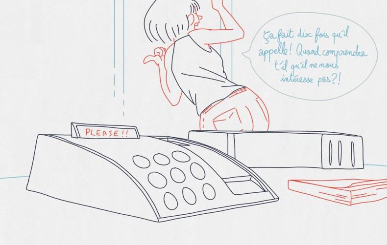 adapter style de dessin aux besoins du client