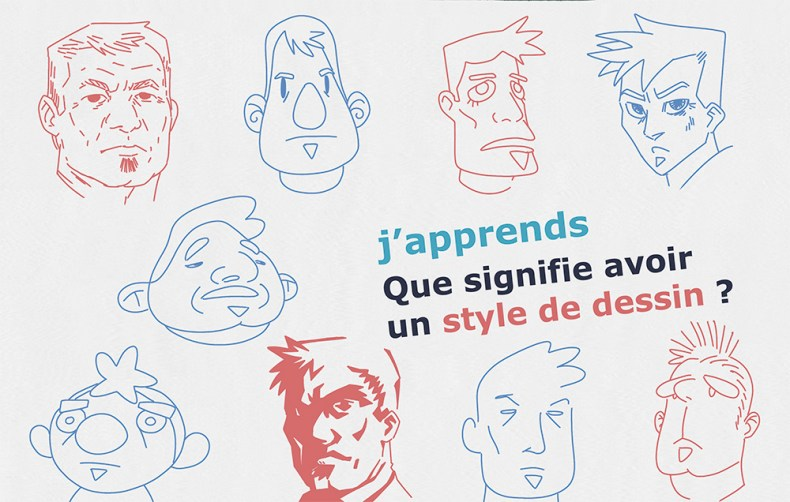 article blog definition style dessin