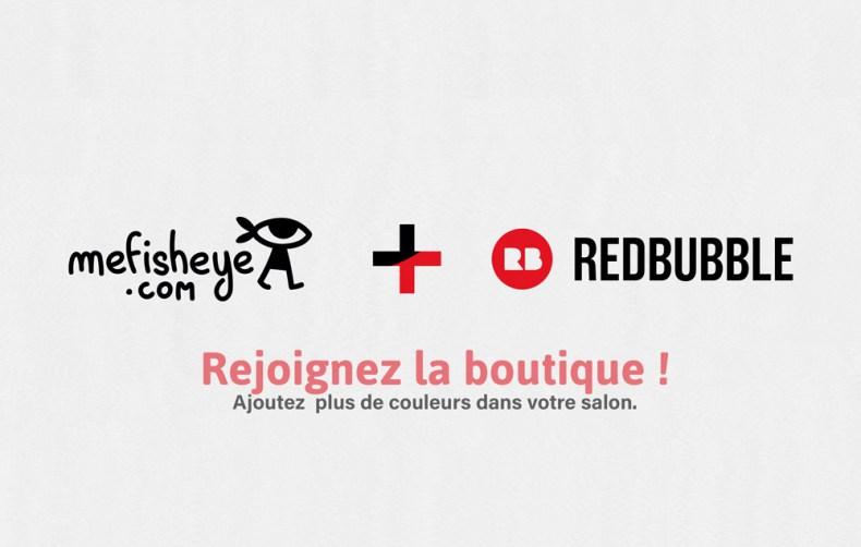 boutique mefisheye sur redbubble