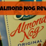 Silk Almond Nog Review