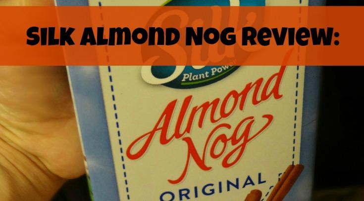 Silk Almond Nog Review