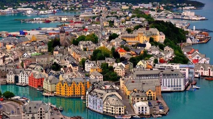 estudar em inglês - noruega