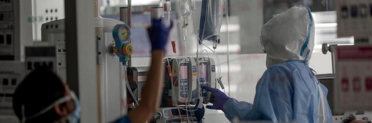 Desubicados: descubren la cura contra el empacho en plena crisis por coronavirus