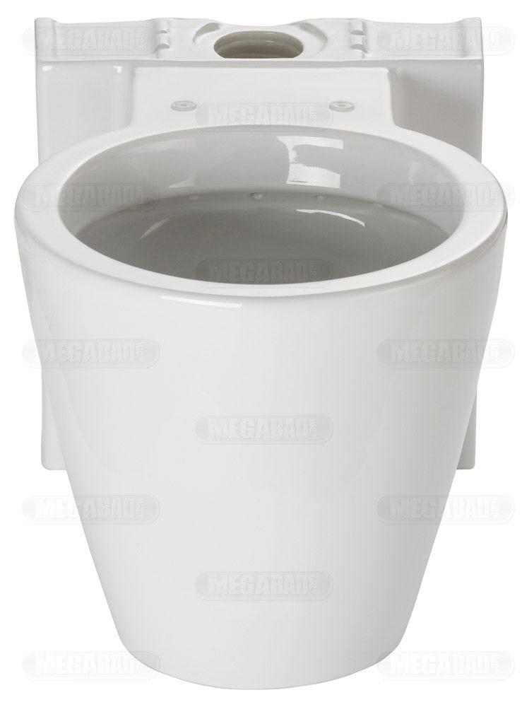 Duravit Starck 1 Stand WC Kombination Tiefspler MEGABAD