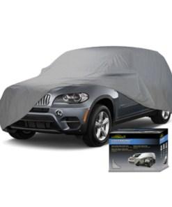 Cobertor de Auto Talla XL Forrado en Auto y Caja