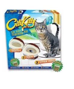 Baño de gato citi kitty