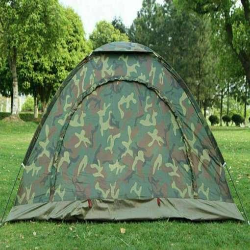 Tienda de camping para 3 personas