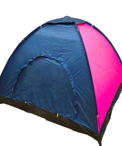 Tienda para Camping 4 Personas Cerrada