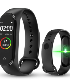 Smart Band M4 Conteo de Pasos