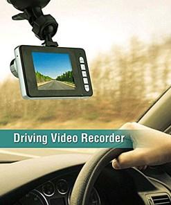 Cámara Grabando Trayectoria DVR alta Resolución Auto