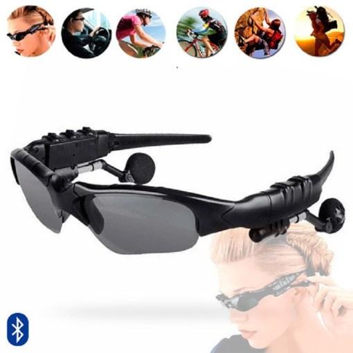 gafas deportivas con bluetooth
