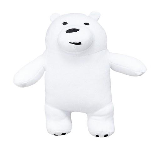 Peluche Escandalosos Polar Pequeño Blanco Presentación