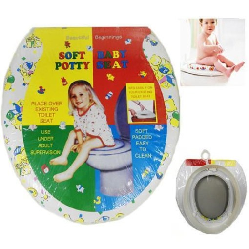 asiento para orinar de bebpe suave potty seat mega bahía