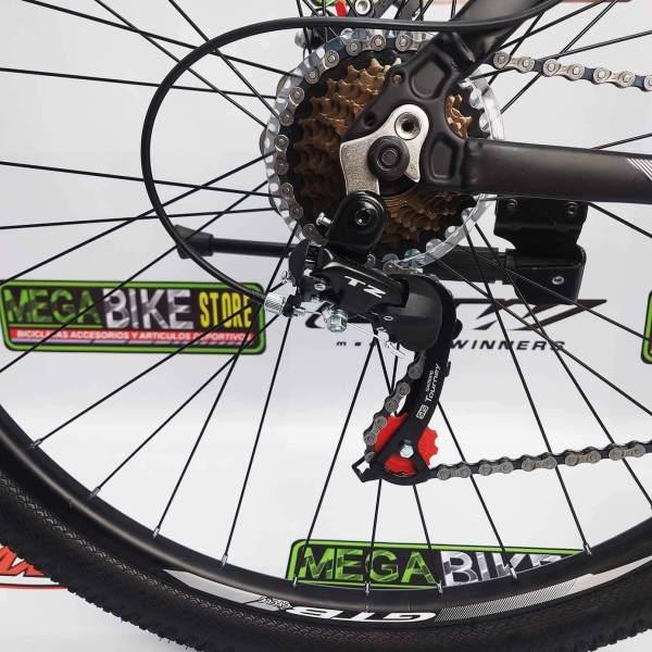 Bicicleta-guayaquil-mtb-montañera-talla-mega-bike-store-bike-shimano-gtb-aluminio-aro-29-blanco-negro-cycle
