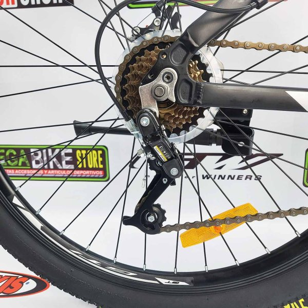 Bicicleta-guayaquil-mtb-montañera-talla-mega-bike-store-bike-shimano-gti-madrock-aro-26-aluminio--grisnegro