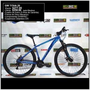 Bicicleta-guayaquil-mtb-montañera-talla-mega-bike-store-bike-shimano-gw-titan-aro-29-aluminio-azul