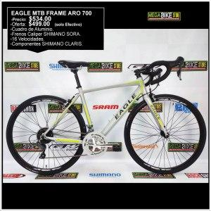 Bicicletas-talla-aro-700-mega-bike-store-bike-ruta-carrera-shimano-triatlón-eagle-mtb-frame-aro-700-aluminio-gris-amarilla