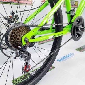 Bicicleta-guayaquil-mtb-montañera-talla-mega-bike-store-bike-shimano-gti-fury-aro-26-acero-verde.