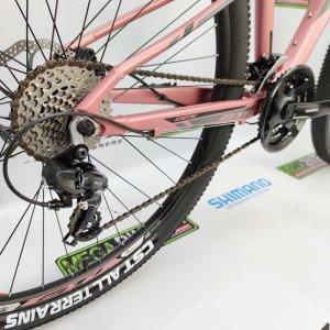 Bicicleta-guayaquil-mtb-montañera-talla-mega-bike-store-bike-shimano-gti-exotic-aro-29-aluminio-gris-rosado.