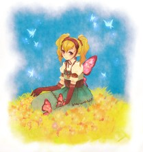 Machaon, Zelda Twilight Princess