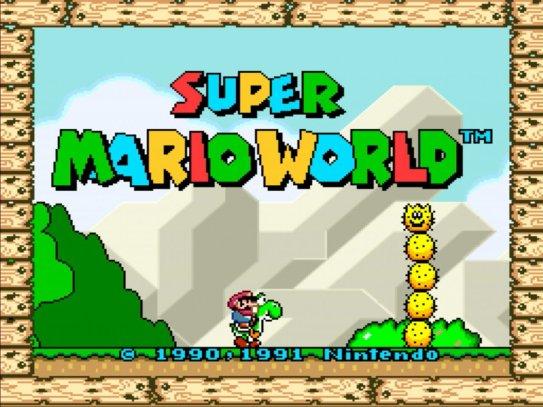 """Un día como hoy salía al mundo el """"Super Nintendo"""" y con él Super Mario World - Megacadena — Últimas Noticias de Paraguay"""