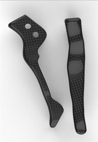 carbon lever