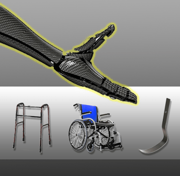 carbon medical assistive parts