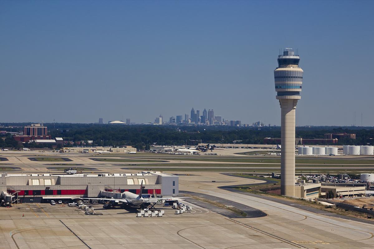 Aeropuerto Hartsfield Jackson De Atlanta
