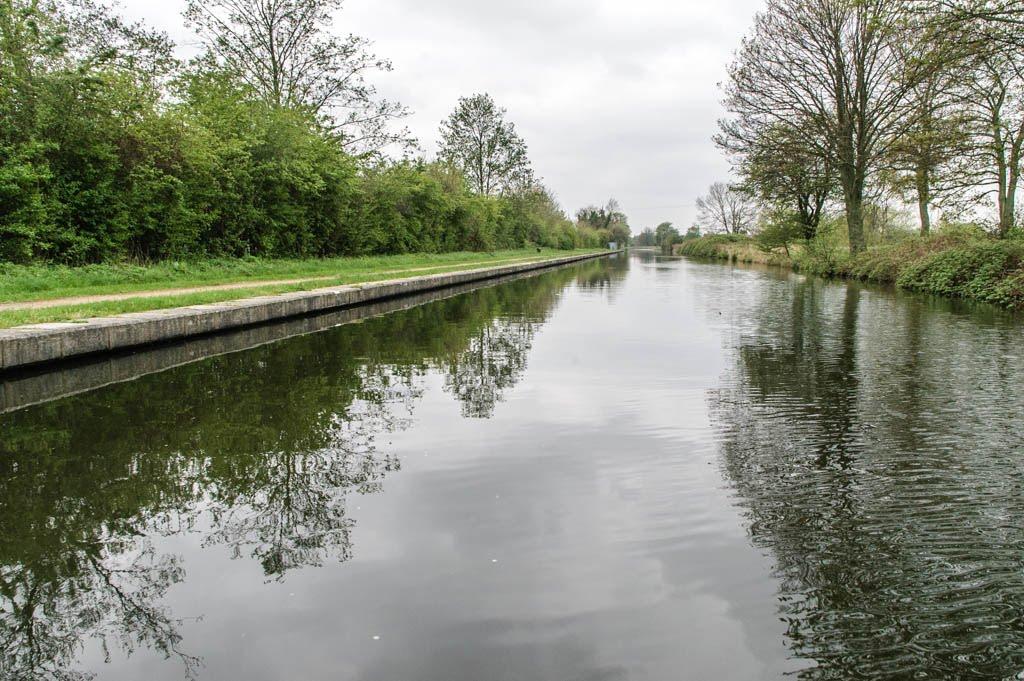 Canal De Birmingham Y Fazeley Megaconstrucciones