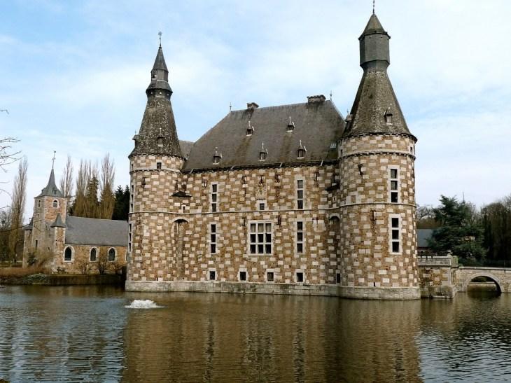 Castillo de Jehay, Château de Jehay - Megaconstrucciones, Extreme ...