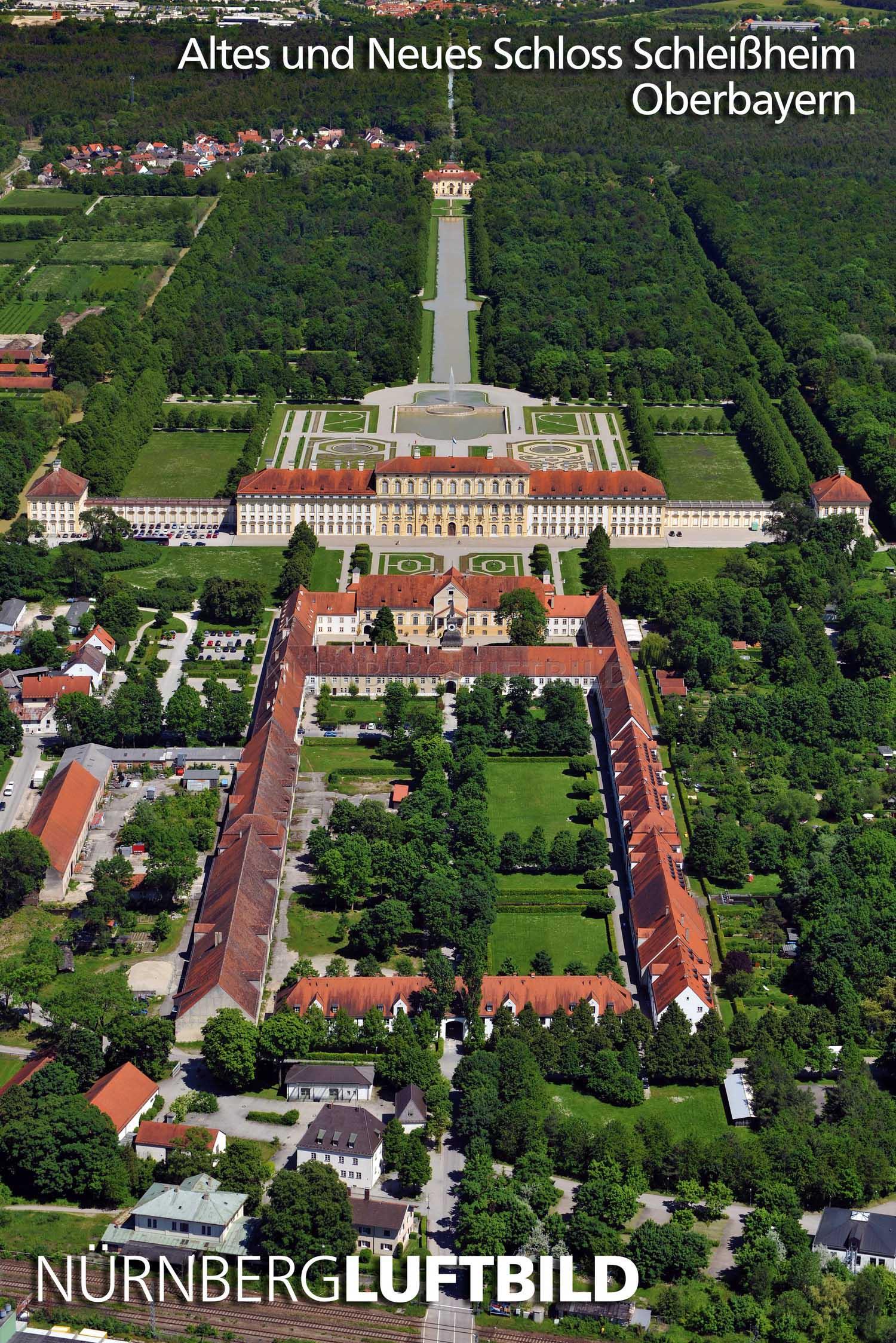 Palacio De Schleissheim Megaconstrucciones Extreme